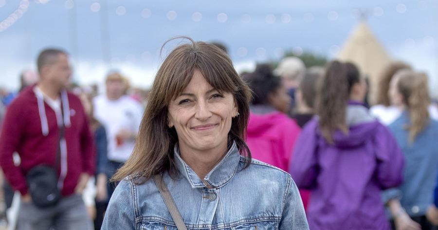 Davina McCall: Je me sens très française