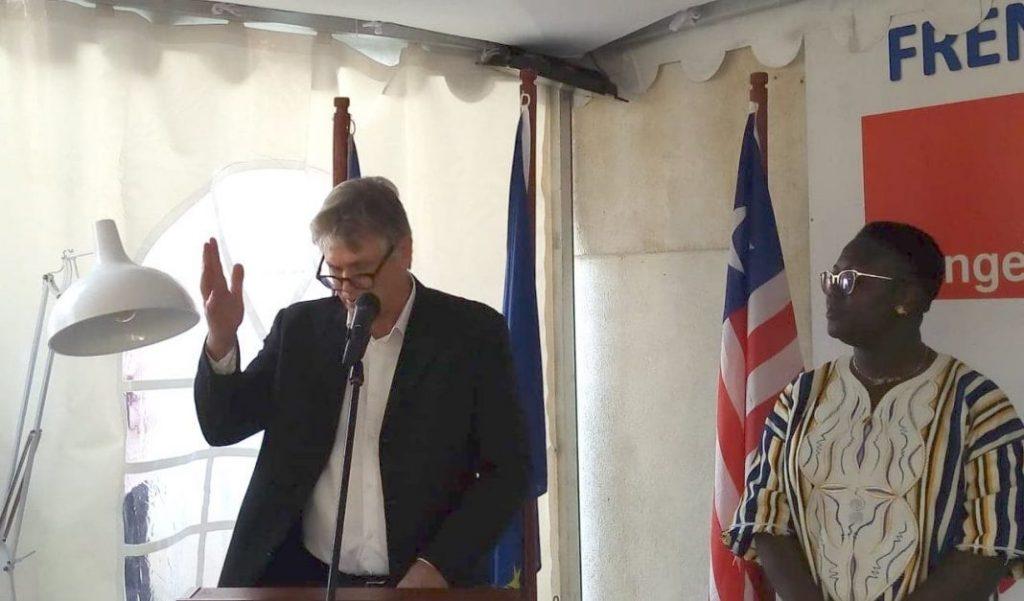 La France va délivrer des visas au Libéria