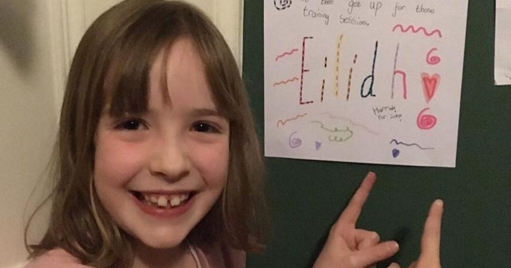 Une fille de 8 ans décédée d'une méningite en vacances en France sauve des vies grâce au don d'organes