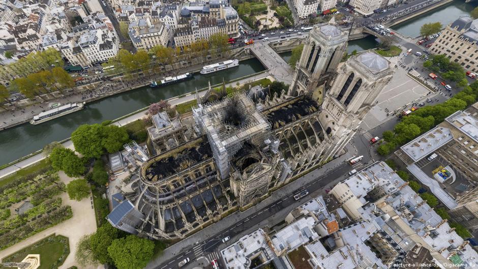 Parlement français approuve la loi de restauration de Notre Dame | Nouvelles | DW