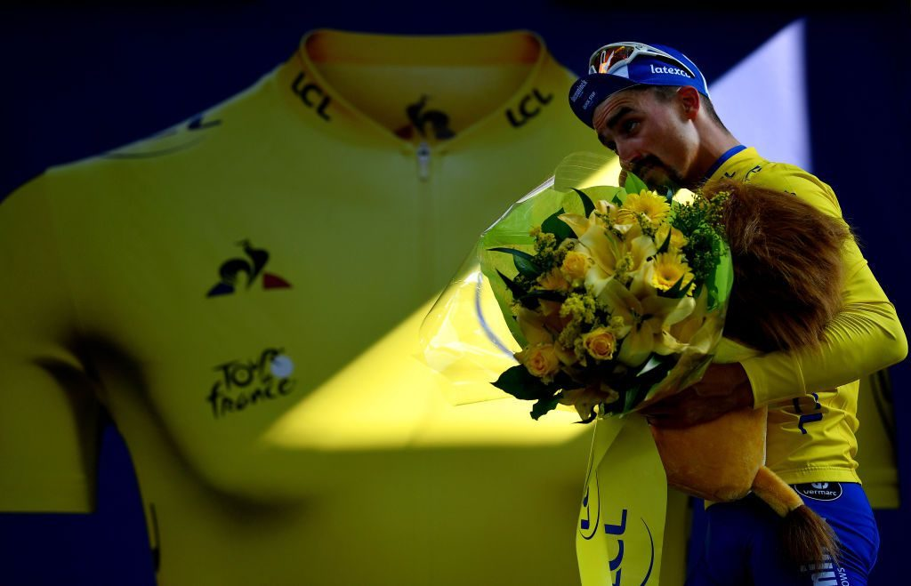 Les fans français pensent qu'Alaphilippe peut mettre fin à la sécheresse du Tour de France - VeloNews.com