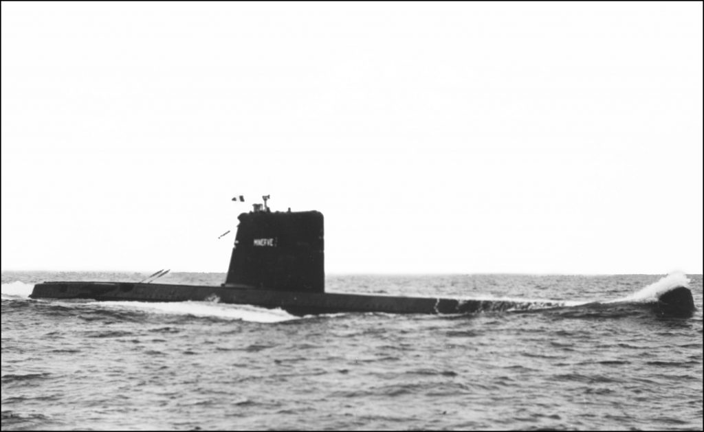 Sous-marin français disparu en Méditerranée en 1968 découvert, mettant fin à 51 ans de mystère