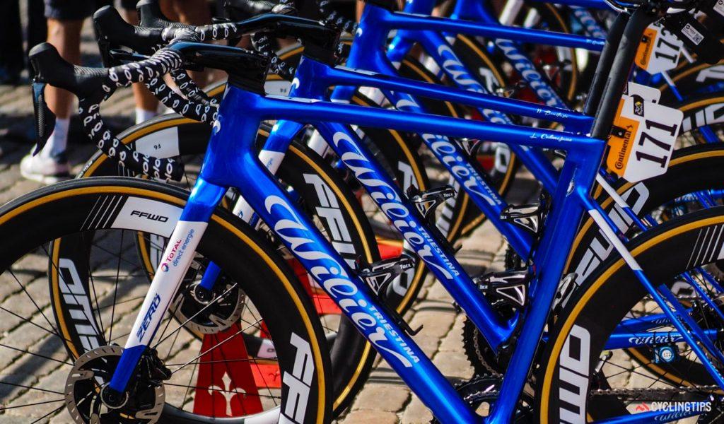 Galerie de photos: Vélos d'équipe du Tour de France 2019, troisième partie
