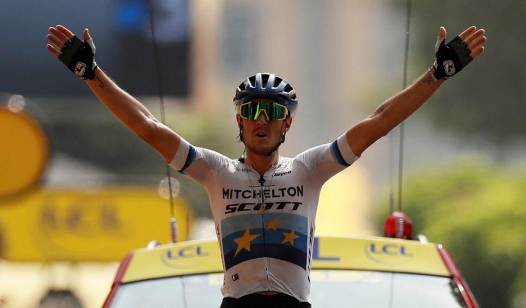 Trentin remporte la 17ème étape du Tour de France | Nouvelles