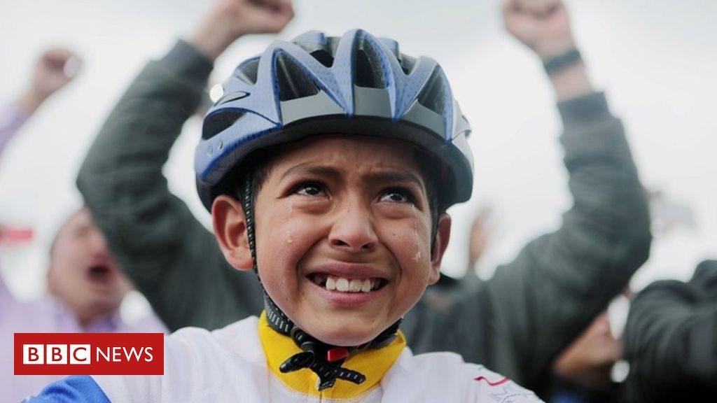 Tour de France: des milliers de colombiens célèbrent la victoire de Bernal