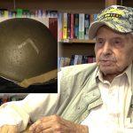 Casque perdu d'un ancien combattant de la Seconde Guerre mondiale découvert en France – Histoire