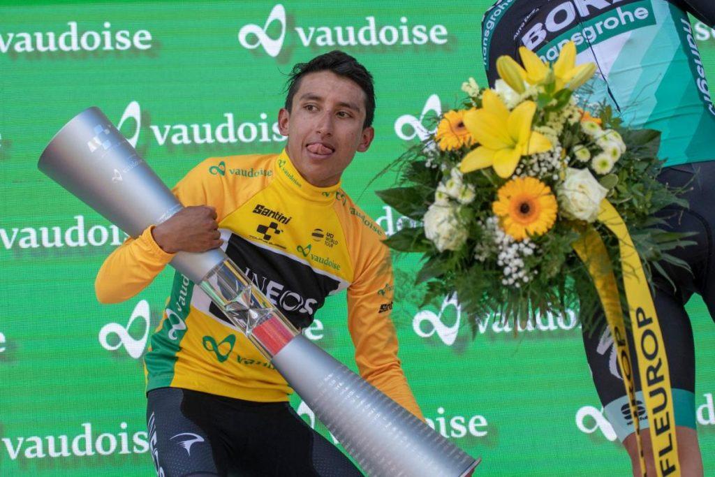 Egan Bernal s'apprête à impressionner à l'imprévisible Tour De France | Nouvelles sportives