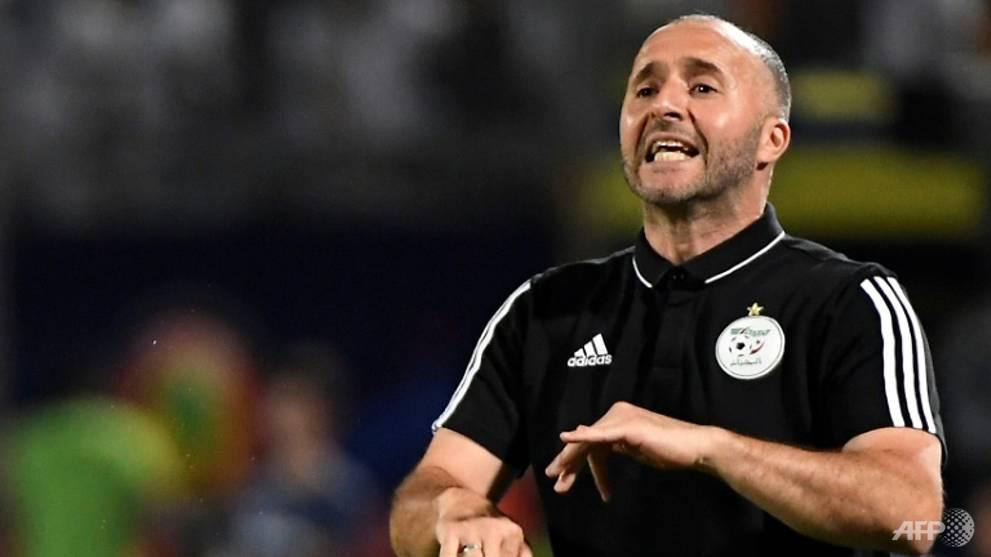 Football: L'entraîneur Belmadi exhorte les supporters français à être les ambassadeurs de l'Algérie après de violents affrontements
