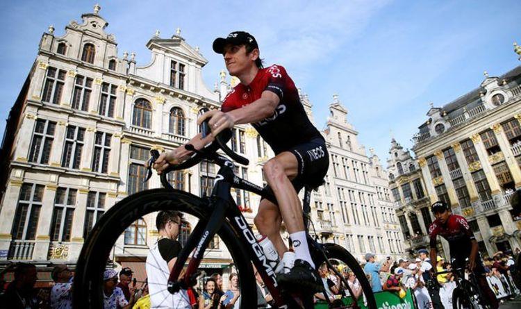 Geraint Thomas bike: Que vaut le vélo d'une star du Tour de France? Pouvez-vous en acheter un? | Autre | sport