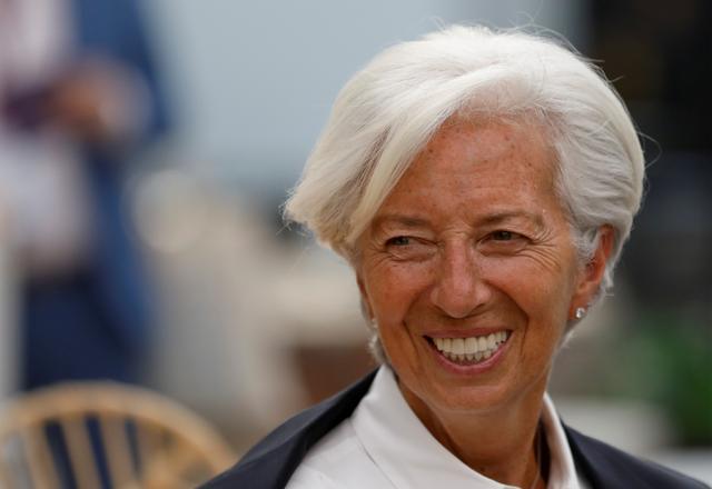 La Française Christine Lagarde à la tête de la Banque centrale européenne