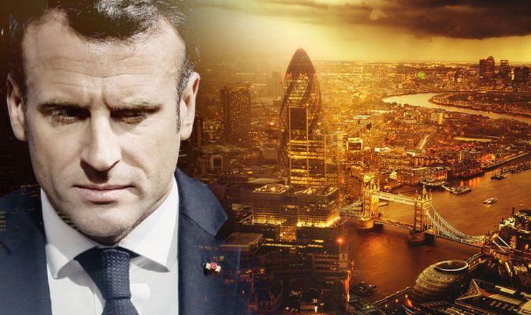 La France craint que Londres ne soit le centre financier après le Brexit alors que la bureaucratie européenne se resserre | La politique | Nouvelles