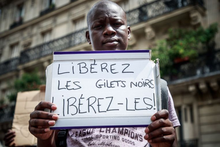 La France en détient 21 après que des migrants africains aient occupé le Panthéon, Nouvelles de l'Europe et meilleurs reportages