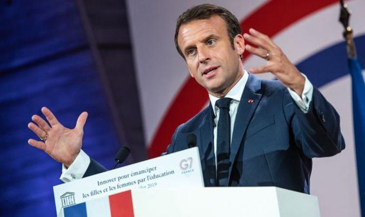 La France exige que toutes les salles de classe arborent le drapeau de l'UE pour enseigner aux enfants les «valeurs de la nation» | Monde | Nouvelles