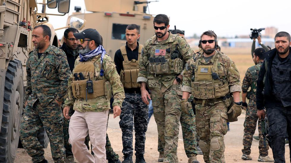 La Grande-Bretagne et la France vont envoyer des troupes en Syrie ... mais les Américains vont payer pour cela, selon un rapport - RT World News