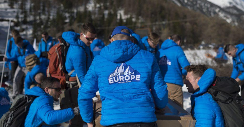 Les leaders français de Generation Identity condamnés pour une cascade bloquant les migrants d'Europe
