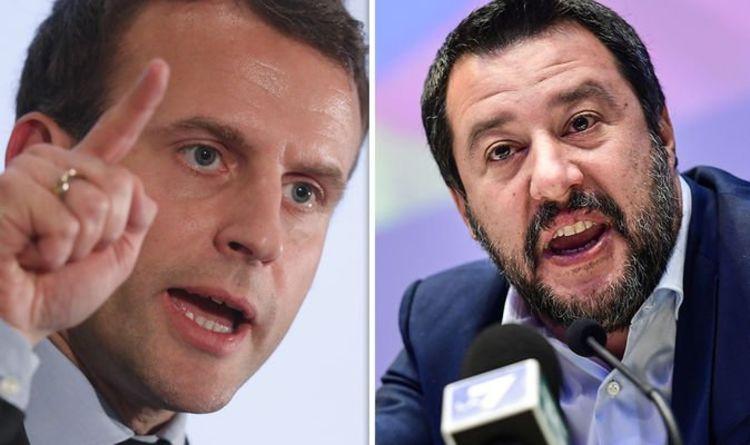 Nouvelles de l'UE: La France s'en prend à l'Italien Salvini contre la réaction «hystérique» des migrants | Monde | Nouvelles