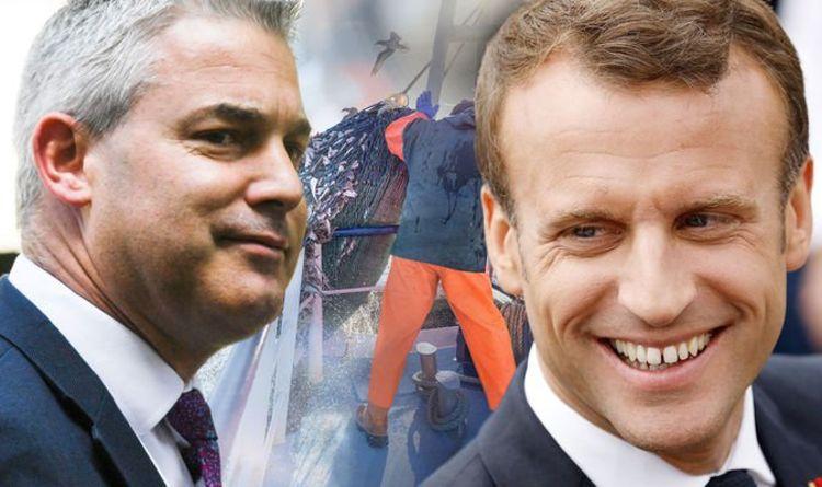 Pêche dans l'UE: la France continue d'exploiter les eaux britanniques même après un accord nul, selon le Barclay, selon le Brexit | La politique | Nouvelles