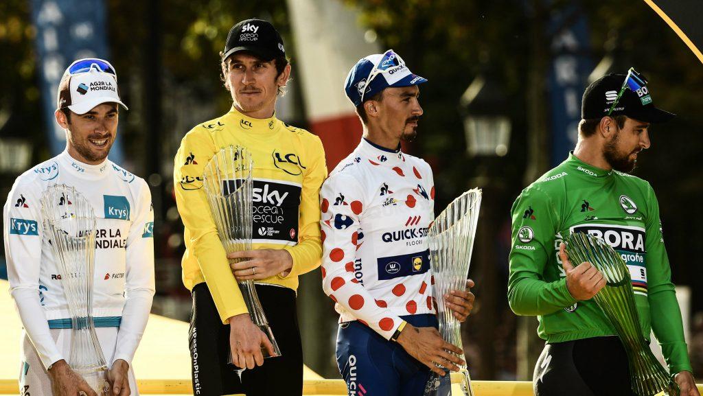 Prix du Tour de France 2019: combien gagneront les coureurs?