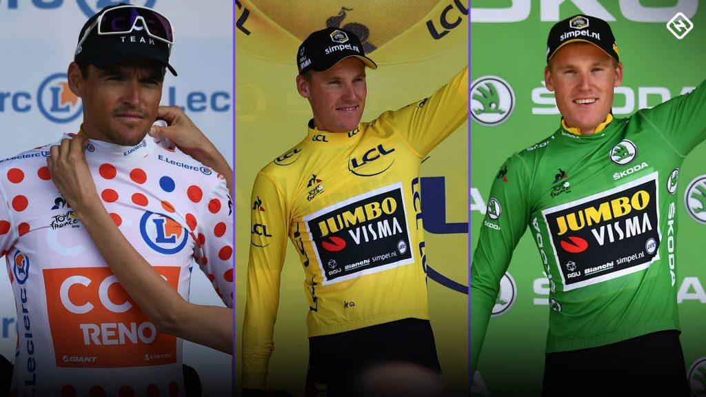 Tour de France 2019: que signifient les maillots?