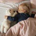 Les animaux en peluche, objets d'amour pour nos enfants